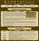 Barbarians Startseite